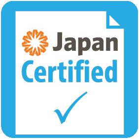 Japan Certified
