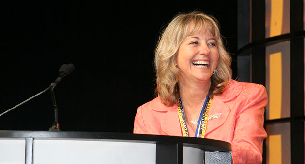 2008 Crystal Sphere Award Winner, Debbie Atkinson