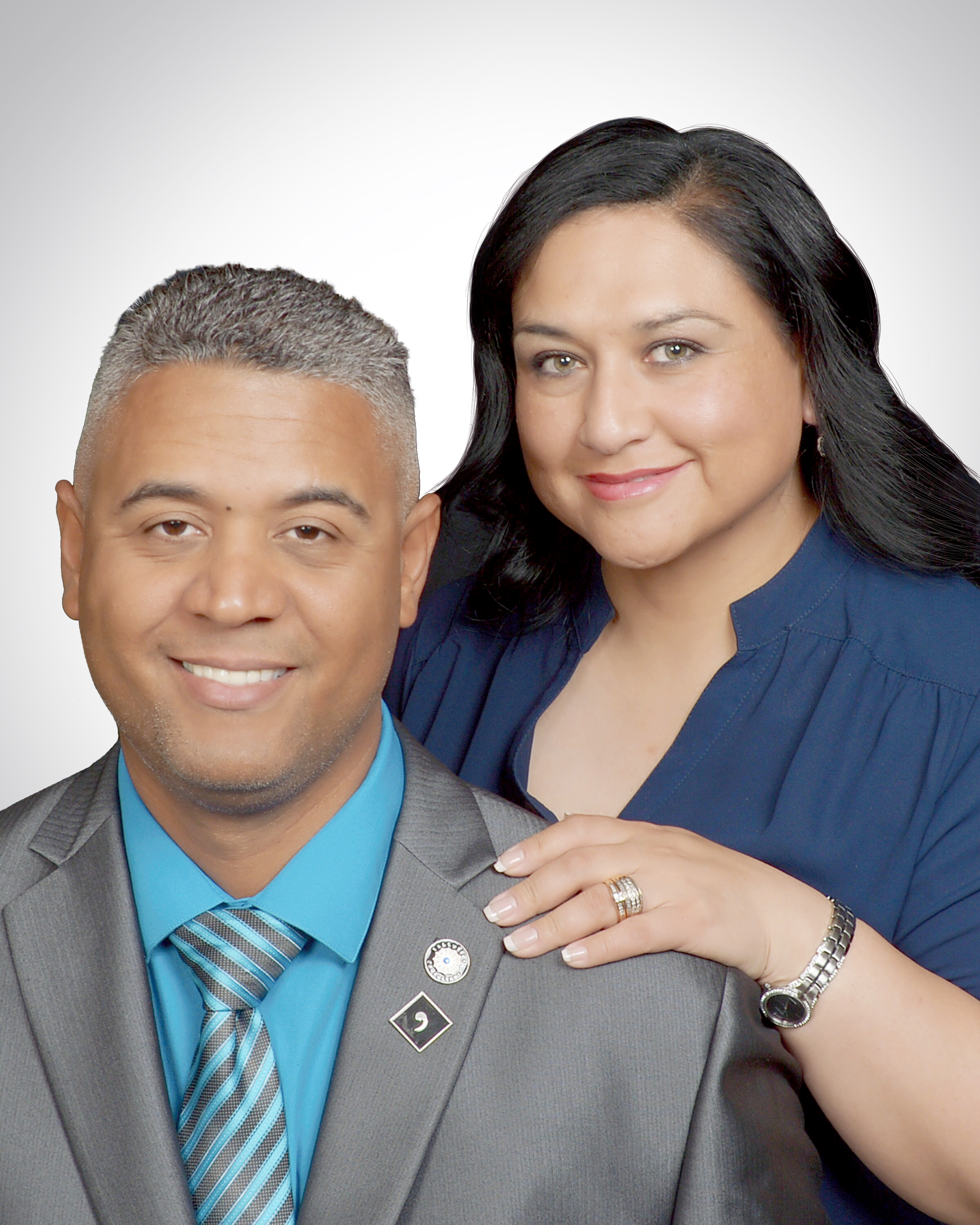 Miguel and Itza Munoz Headshot