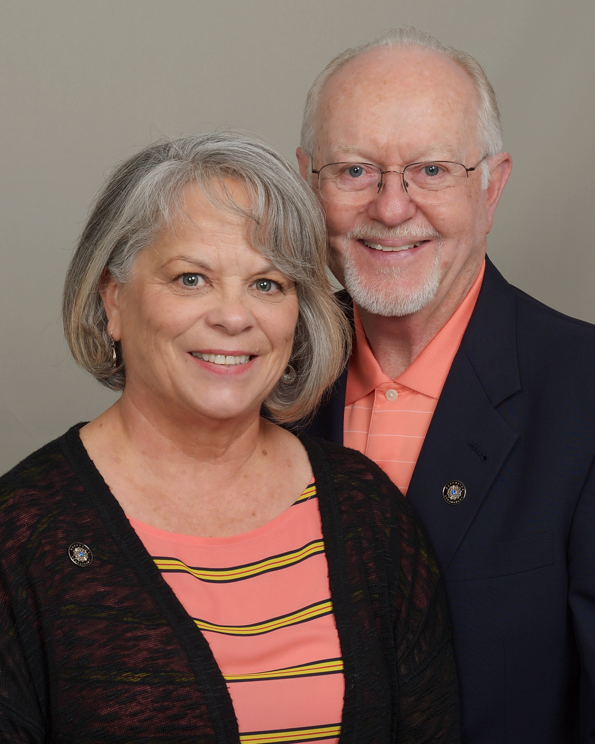 Tommie & Polly Raines Headshot