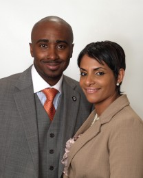 Tim & Yolanda Hunte	 Headshot