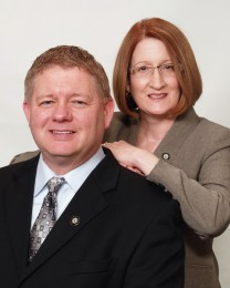 Dr. Ronald & Janet Jenkins Headshot