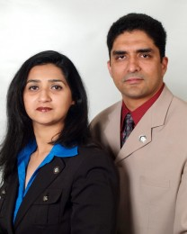 Anwaar & Naureen Qureshi Headshot