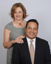 Jacinto & Laura Rivera Headshot