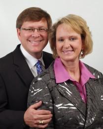 Ron & Elizabeth Tamlyn Headshot