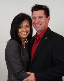 Mary & Richard Amoedo Headshot