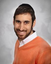 Yosef Ben-Zev Headshot