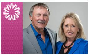 Bud and Barbara Weathers Headshot