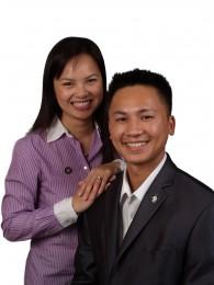 Thien Bui & Jill Tran Headshot