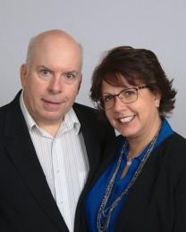 Valerie and John Candee Headshot