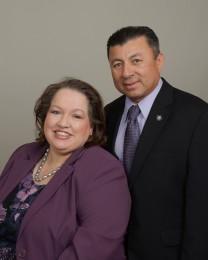 Jose and Leticia Castro Headshot