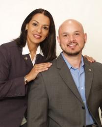 Earle & Maria Chapa Headshot