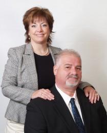 Luigi & Anita Chiaravalle Headshot