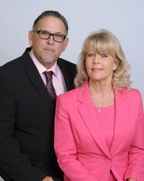 Shirley and Dean Chisham Headshot