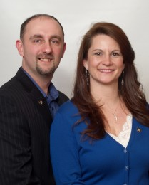Michael & Stacey Dunkley Headshot