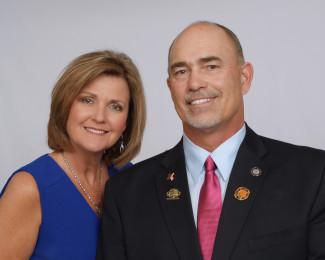 Paul and Lisa Easton Headshot