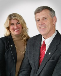 Jake & Nancy Ensign Headshot