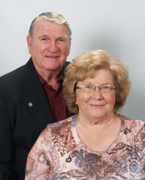 David T. & Ann Hutcherson Headshot
