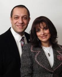 Shimon & Olga Kaylyakov Headshot