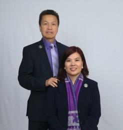 Simon and Susan Ko Headshot