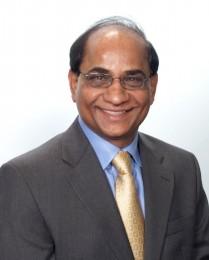 Bhupen Patel  Headshot