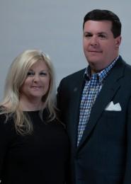 Teresa and Michael Percifield Headshot