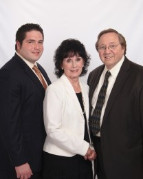 Sandra, Herman & Tony Schober  Headshot
