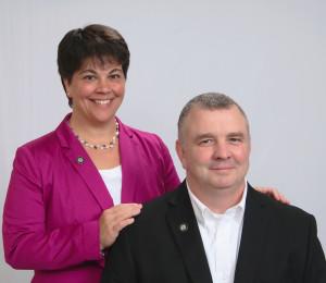 Mike and Jeni Sherrard Headshot