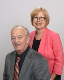 Debbie and Roger Stutzman Headshot