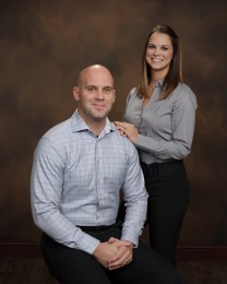 Brooke and Terry Thedford Headshot