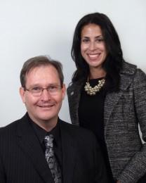 Ingrid & David Yardley Headshot